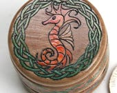 Celtic Trinket Box 20 - Capall Mara