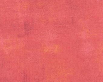 Grunge Basics in Salmon by Basic Grey for Moda Fabrics 1/2 Yard