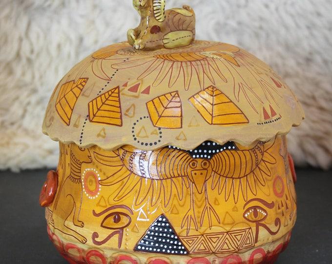 Sphinx Jar