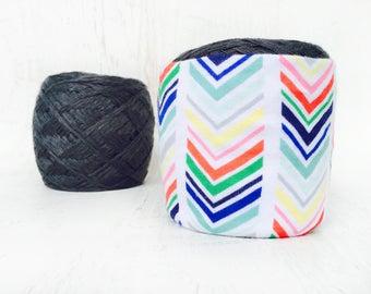 Yarn Bowl- Yarn Holder- Yarn Storage- Yarn Organizer- Yarn Sock- Yarn Bag- Yarn Tamer- Yarn Cozie- Skein Coat- Travel Knitting- Yarn Keeper