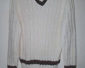Vintage Stephen Craig Greenbrier Resort Golf Sweater
