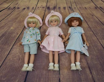 "Betsy McCall dolls 14"" without box"