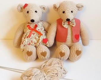 Sweetheart Teddy Bears