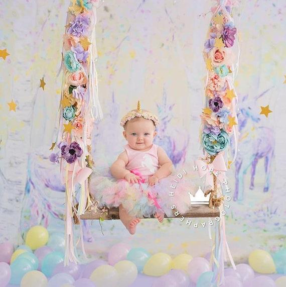 Baby Girl 1st Birthday Outfit | Birthday Girl Birthday Tutu Dress ...