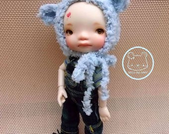 PRE-ORDER choose color Irrealdoll bear hat Pukifee Lati Yellow