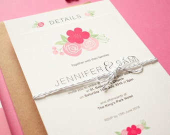 Twine | Wedding Stationery | Wedding Invitations