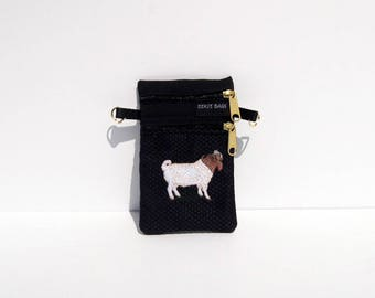 Boer Goat Small Cell Phone Case