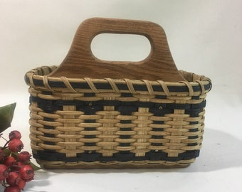 Organizer Caddy- Divided Basket-Silverware/Paper Plate Basket