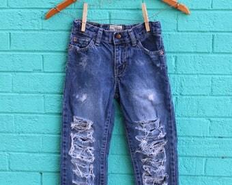 baby jeans jungen zerrissen jeans girls skinny jeans kinder. Black Bedroom Furniture Sets. Home Design Ideas