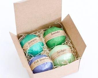 Bath Bomb Set, Bath Bomb Gift Set,  Bath Fizzy Set, Bath Fizzy Gift Set, Birthday Gift, for Her Gift for Friend Gift for Girlfriend bath box