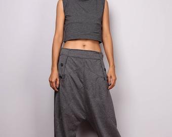 Grey top, sleeveless top, grey tank top : Urban Chic Collection No.34