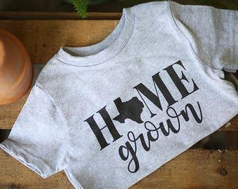 Texas Home Grown T-shirt