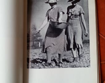1930's photography book You have seen their faces by Erskine Caldwell and Margaret Bourke-White