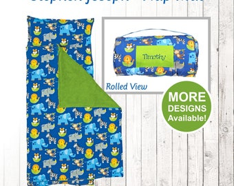 Personalized Nap Mats Stephen Joseph Boutique Blankets