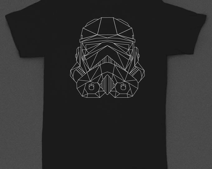 "Star Wars ""Trooper Geometric"" - Tshirt"