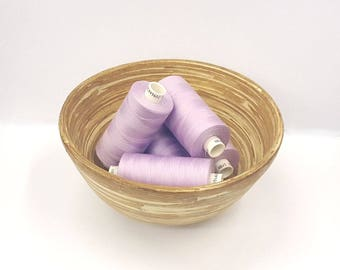 Lilac sewing thread. Polyester thread. Coats Moon colour M0220. 1 reel