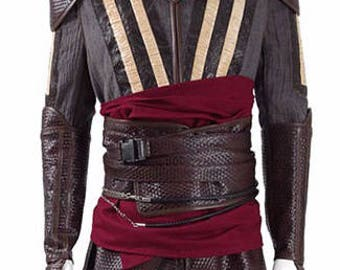 Assassin's Creed Cosplay Callum Lynch Costume Assassins Creed Latest