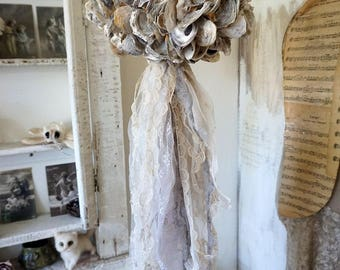 oyster shell decor etsy your place to buy and sell all things handmade 1360