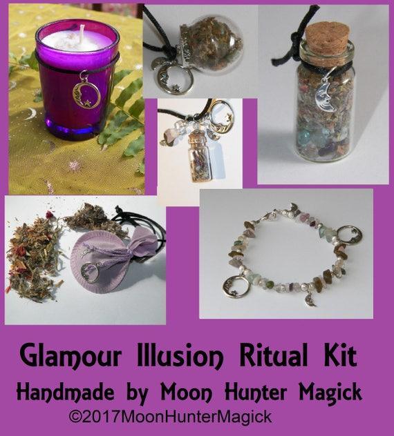 Glamour Illusion Combo Kit Glamour Confidence Ritual Kit