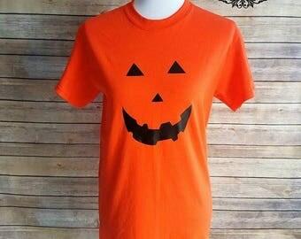 Pumpkin T-shirt | Halloween costume | Halloween Shirt | Jack o lantern T-shirt |