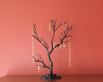 Jewelry Stand, Manzanita Branches, Jewelry Tree, Decorative branches, Jewelry Storage Ideas, Decorative Tree Branches, Manzanita Trees