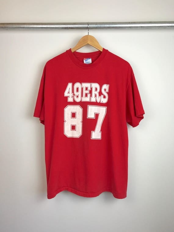 Vintage San Francisco 49ers Men's Tee
