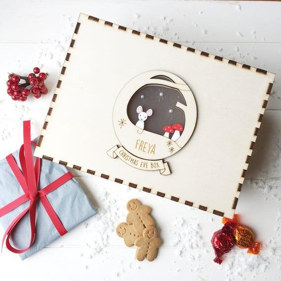 Christmas Eve box - Personalised Christmas Eve box - Christmas Eve