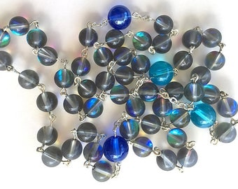 Moonstone Rosary