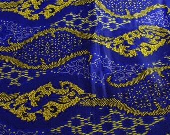 Designer Julius Holland Wax Java 50 cm x 120cm