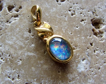 Beautiful Opal Pendant