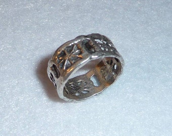 Pentti Sarpaneva (Finland). Ring. Silver. Vintage.
