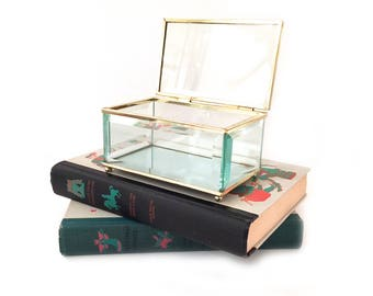 Mirror Jewelry Box Etsy