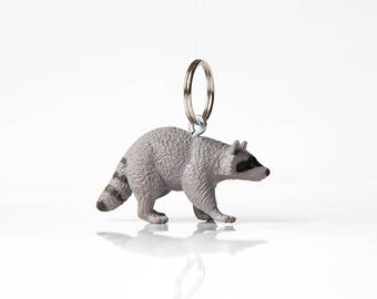 "Key chain ""Raccoon"""