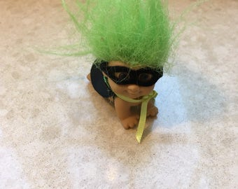 Baby Halloween Bat Troll