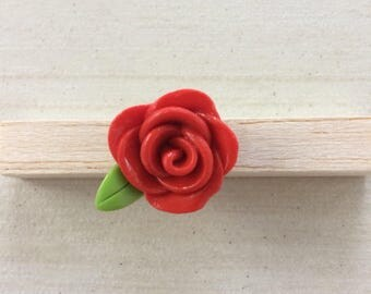 Rose Lapel Pins - LOCAL DELIVERY