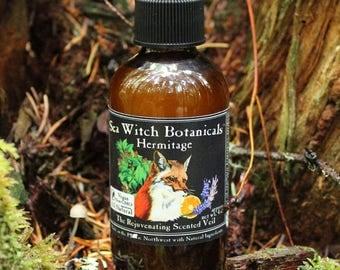 Hermitage-The Rejuvenating Scented Veil-Perfume Body Mist Cologne Non GMO Vegan All Natural