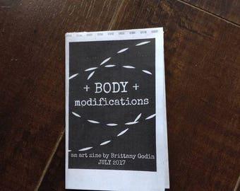 Body Modifications / Art Zine