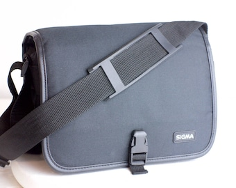 Sigma Camera Bag for DSLR, SLR, Mirrorless Cameras - with Shoulder Strap