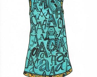 Type A Dress