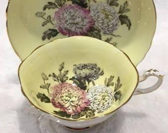 Paragon vintage tea cup