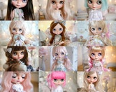 Custom Blythe Doll OOAK - Made to Order by Ma Poupée Chérie