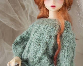 BJD Slim MiniFee Knitted sweater MSD Clothes