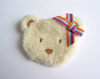 Application to sew or PIN Teddy bear pattern