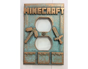 Minecraft - Outlet Cover