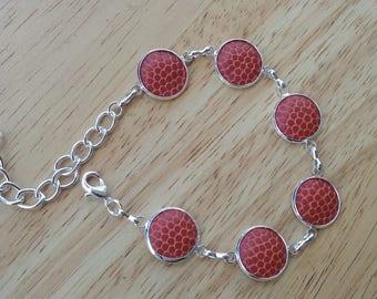 Basketball Bracelet