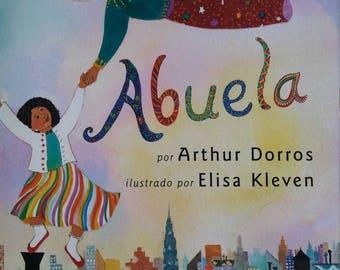 1995 Hardcover Abuela by Arthur Dorros