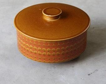 Hornsea Saffron Tureen