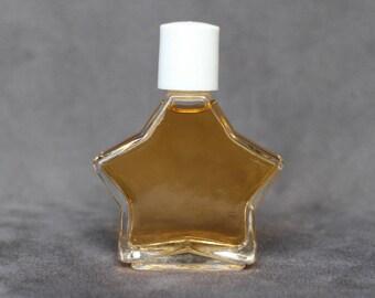Vintage Imari Perfume 15 ml, Full Bottle Imari Cologne, Vintage Perfume Star Shaped