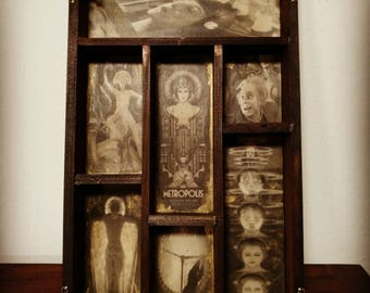 Metropolis Cabinet of Curiosities
