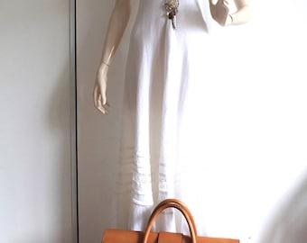Weekender bag, weekend bag end in leather, Travel bag, orient express, unisexbag weekender bagen leather travel bag, 1960's vintage leather bag